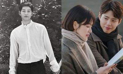 Báo Hàn hé lộ tin nhắn khiến Song Joong Ki đau khổ ra đi, nghi tác giả là