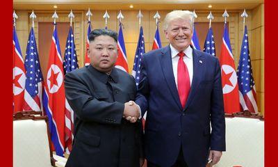 Triều Tiên ca ngợi cuộc gặp Mỹ-Triều tại DMZ là