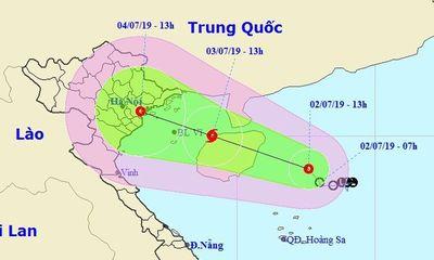 Áp thấp khả năng thành bão, hướng thẳng vào Việt Nam