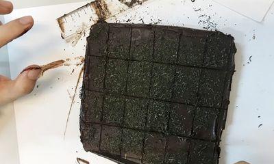Nam sinh viên chế bánh socola chứa cần sa rồi ngang nhiên rao bán