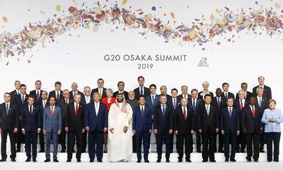 Hội Nghị thượng định G20 năm 2019: Những thử nghiệm về hợp tác quốc tế trong tình hình mới