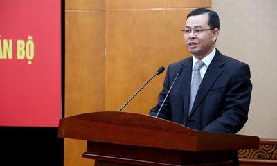 Bổ nhiệm Phó ban Kinh tế Trung ương làm Phó bí thư Tỉnh uỷ Hoà Bình