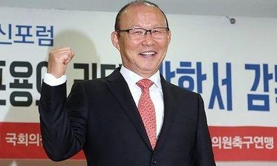 Phát biểu đầy bất ngờ của Phó Chủ tịch VFF về vấn đề tiền lương ông HLV Park Hang Seo