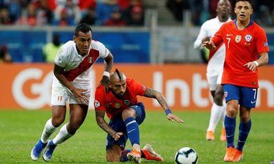 Tin tức thể thao mới - nóng nhất hôm nay 4/7/2019: Peru loại đương kim vô địch Chile, vào chung kết Copa America