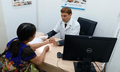 Giải pháp kết hợp điều trị hiệu quả bệnh bạch biến