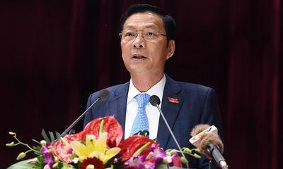 Ông Nguyễn Văn Đọc xin thôi chức Chủ tịch HĐND tỉnh Quảng Ninh