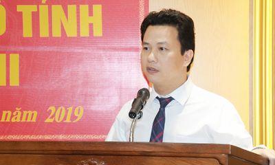 Chân dung tân Bí thư tỉnh Hà Giang Đặng Quốc Khánh