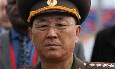 Bộ trưởng Quốc phòng Triều Tiên họp với phái đoàn quân sự Nga tại thủ đô Bình Nhưỡng