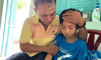Phía sau câu chuyện cha rong ruổi khắp Sài Gòn tìm con trai mất tích suốt 4 tháng
