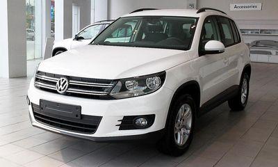 Triệu hồi 375 xe Volkswagen Tiguan tại Việt Nam vì nguy cơ gãy lò xo