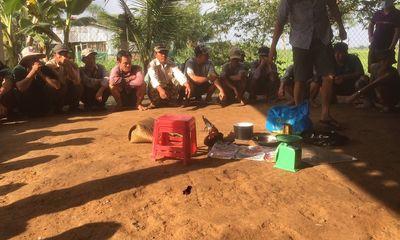 Công an Tiền Giang bắt giữ 34 đối tượng say sưa đá gà, lắc bầu cua sát phạt nhau