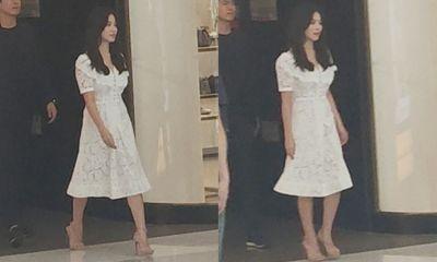 Song Hye Kyo lần đầu dự sự kiện sau ly hôn Song Joong Ki