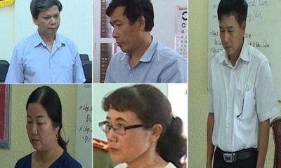Vụ gian lận thi cử ở Sơn La: Hoàn tất cáo trạng, truy tố 8 bị can