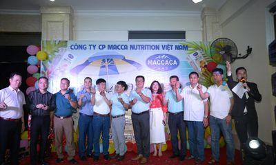 Macca Nutrition tổ chức cho cán bộ nhân viên đi du lịch nghỉ mát tại Sầm Sơn