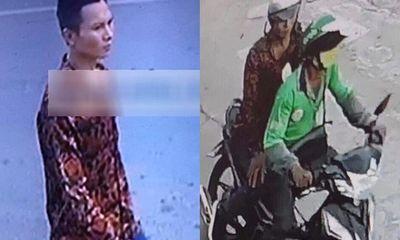 TP.HCM: Cận cảnh hình ảnh nghi phạm cứa cổ tài xế GrabBike, cướp tài sản