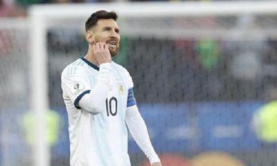 Messi giành danh hiệu Quả bóng Vàng đặc biệt tại Copa America 2019