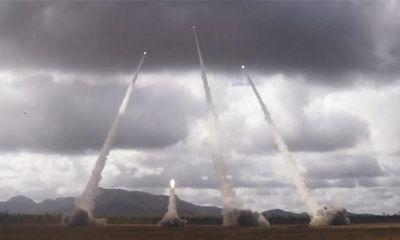 Xạ thủ Mỹ bắn đạn pháo như mưa càn quét mục tiêu trên không
