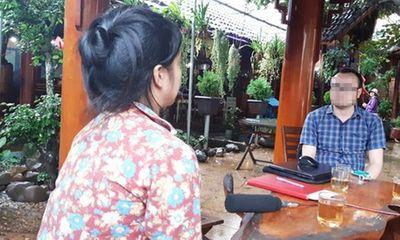 Vợ của ông chủ hiếp dâm người khuyết tật ở Đắk Lắk: