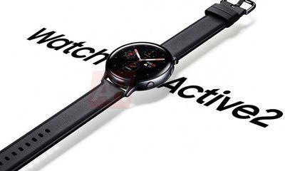 Tin tức công nghệ mới nóng nhất trong hôm nay 13/7: Rò rỉ hình ảnh chính thức của Galaxy Watch Active 2