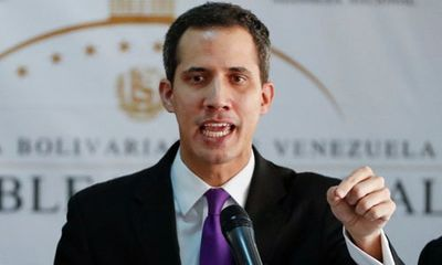 Venezuela xác nhận bắt giữ 2 vệ sĩ của lãnh đạo đối lập với cáo buộc ăn cắp vũ khí
