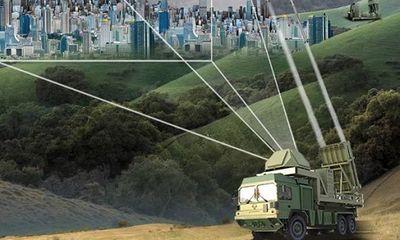 Tên lửa phòng không I-Dome của Israel: Mái vòm sắt