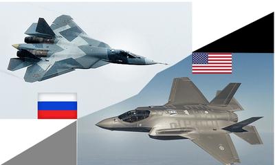 Các chuyên gia Nga chỉ ra sự nhầm lẫn khi so sánh Su-57 và F-35