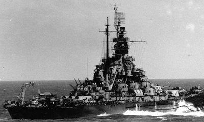 Chiến hạm huyền thoại: Sức mạnh khó tin của tàu Mỹ USS Massachusetts trong Thế chiến thứ II