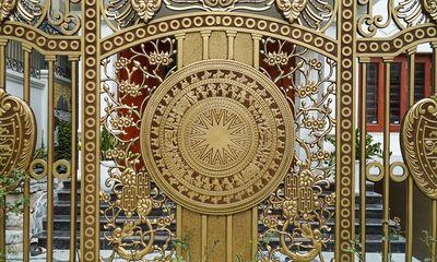 Vua cổng đẹp mang hạnh phúc đến ngôi nhà của bạn