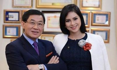 """Kinh doanh hàng miễn thuế mang về cho bố mẹ chồng Tăng Thanh Hà lợi tức """"cực khủng"""""""