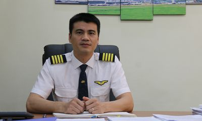 """Cơ trưởng Vietnam Airline tiết lộ """"bí mật"""" sau 21 năm """"đi mây về gió"""""""