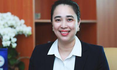 Nữ Tổng giám đốc đầu tiên của ngành điện bày tỏ tham vọng sau khi ngồi
