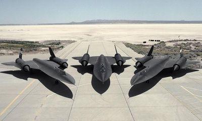 Tiết lộ về siêu máy bay gián điệp SR-71 Blackbird của Mỹ