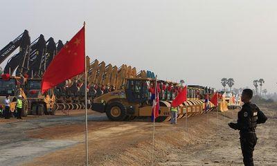 Những dự án đầu tư nghìn tỷ của Trung Quốc vào Campuchia