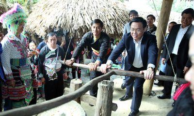 Cả nước hoàn thành kế hoạch xây dựng nông thôn mới trước 18 tháng