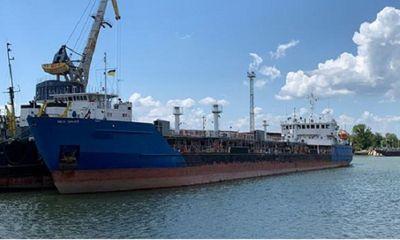 Nga xác nhận Ukraine thả các thủy thủ tàu dầu bị bắt ở Biển Đen