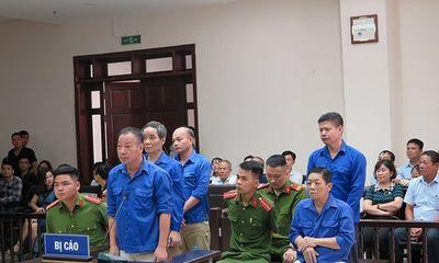 Xét xử vụ bảo kê chợ Long Biên: