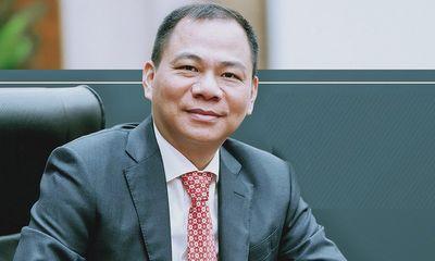 Tài sản của ông Phạm Nhật Vượng bỗng chốc tăng vọt, sắp lọt Top 200 thế giới