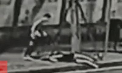 Video: Người đàn ông đánh đập bạn gái cũ dã man ngay trên đường