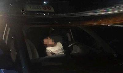 Thanh Hóa: Tài xế taxi tử vong khi đang chở khách ra sân bay