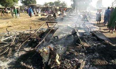 Tấn công đẫm máu ở Nigeria, ít nhất 65 người thiệt mạng