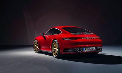 Porsche giới thiệu hai phiên bản đẹp long lanh của 911 Carrera, giá từ 97.400 USD