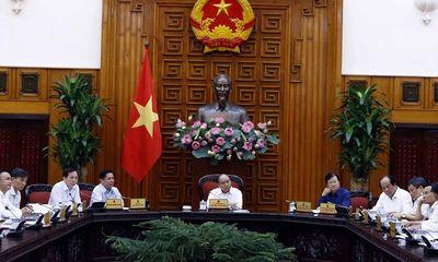 Thủ tướng chủ trì cuộc họp về dự án cao tốc Trung Lương-Mỹ Thuận