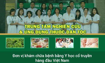 Giới thiệu về Trung tâm Nghiên cứu và Ứng dụng Thuốc dân tộc