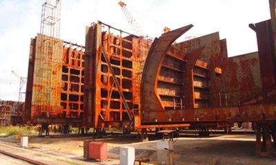 Đau xót tàu Vinalines đóng dở, mang đi bán sắt vụn theo cân