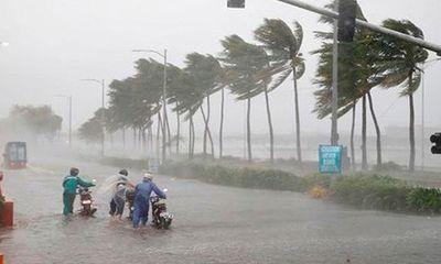 Bão số 3 đi vào vịnh Bắc Bộ: Mưa lớn ở Hà Nội, nguy cơ sạt lở vùng núi