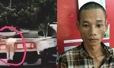 Khởi tố đối tượng điều khiển ô tô chở gỗ tông thẳng xe CSGT ở Gia Lai