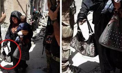 Tình báo Iraq: Khủng bố IS đang tuyển mộ phụ nữ để đánh bom liều chết