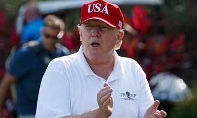 Tổng thống Trump bị chỉ trích vì đi chơi golf bất chấp 2 vụ xả súng hàng loạt