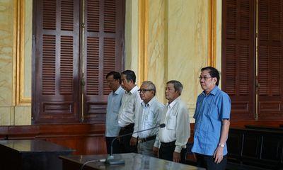 Nguyên tổng giám đốc Tập đoàn Cao su Việt Nam khắc phục sai phạm 20 tỷ đồng