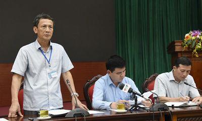 Lãnh đạo quận chưa biết ai đã đặt tên đường Ngô Minh Dương trái phép